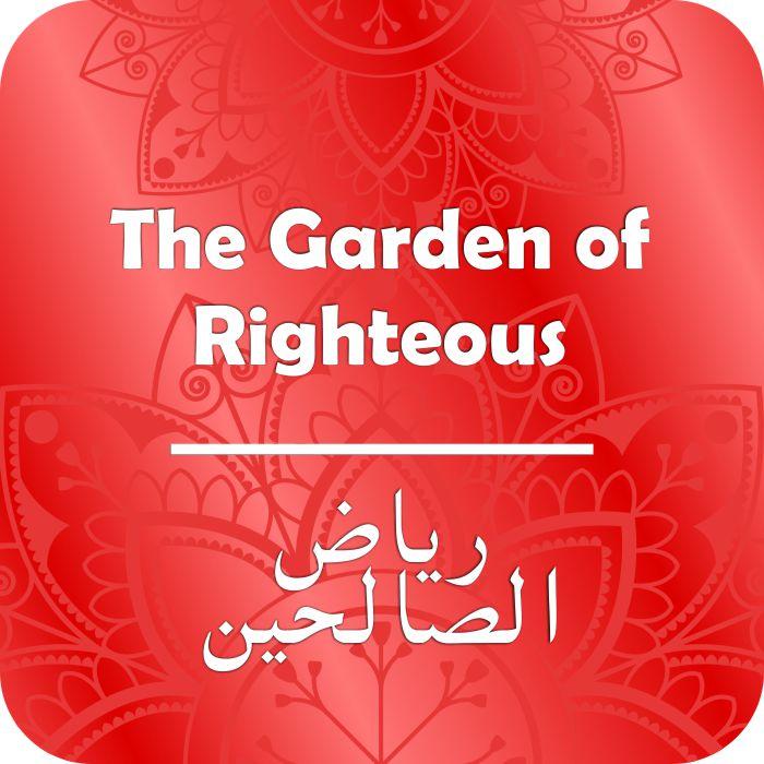 Riyadhul Saleheen Hadith